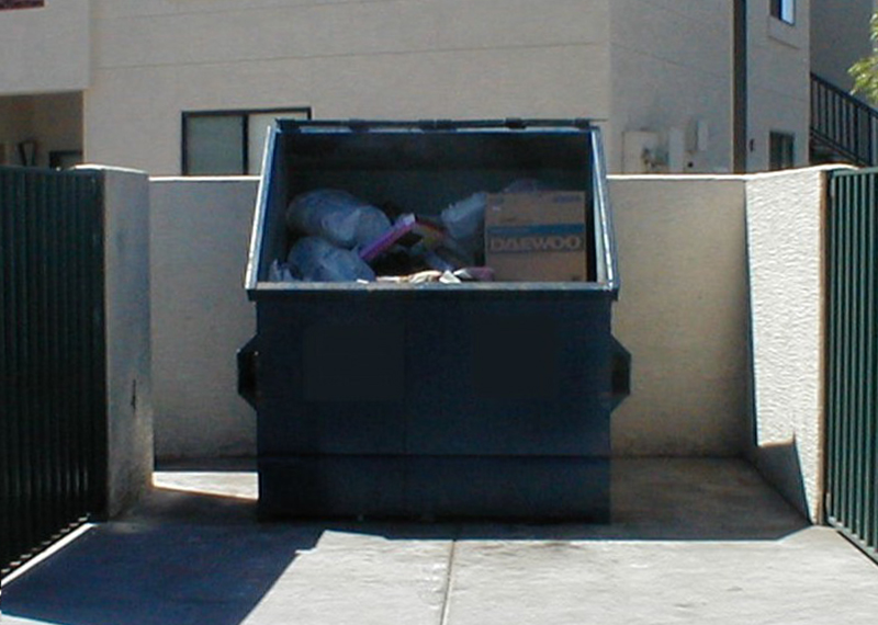 Waste Consolidation Services for Phoenix AZ, Houston, Austin and San Antonio, TX